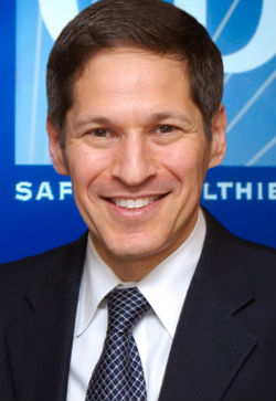 Tom Frieden optimized