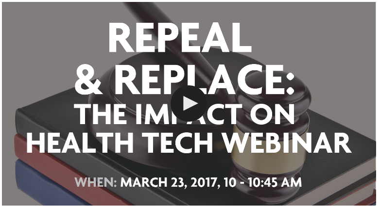 Repeal & Replace Webinar Image