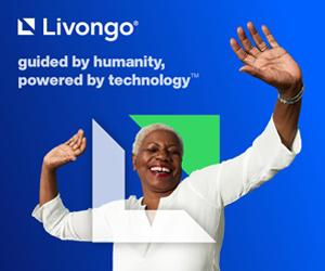 Livongo's 300×250 banner