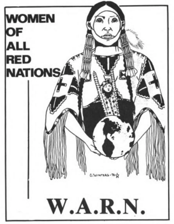 Image result for WARN native women